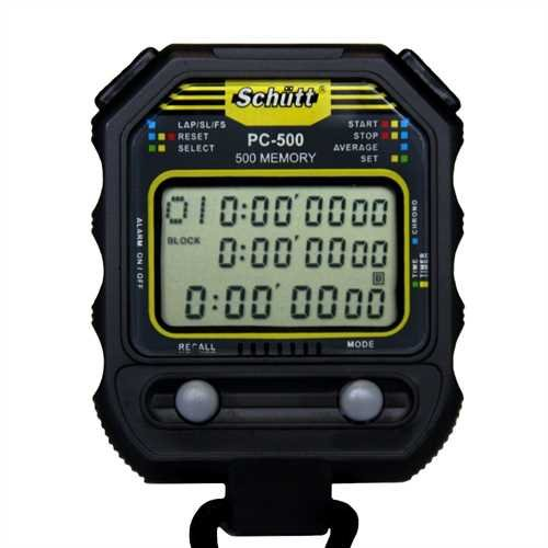 Schütt Stoppuhr PC-500 (500 Memory)