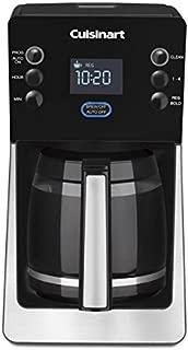 Cuisinart DCC-2800 Perfec Temp 14-Cup Programmable Coffeemaker, Black