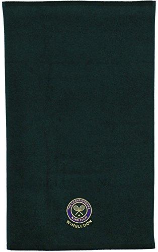 Wimbledon Gästetuch bestickt grün 40 x 70 cm