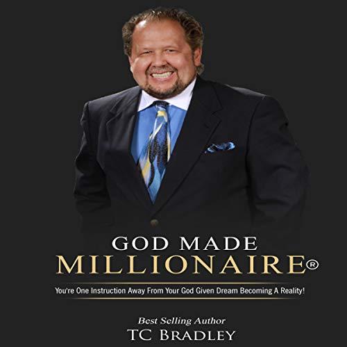 Page de couverture de God Made Millionaire