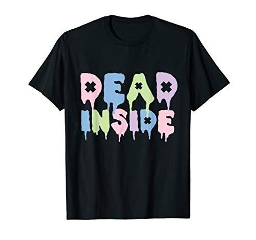 kawaii Pastell Gothic T Shirt für weiche Grunge Ästhetische Fan