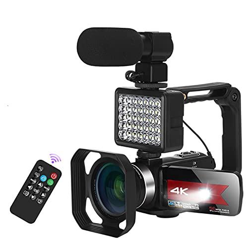 Digitale Videokamera, Vlogging 4k...