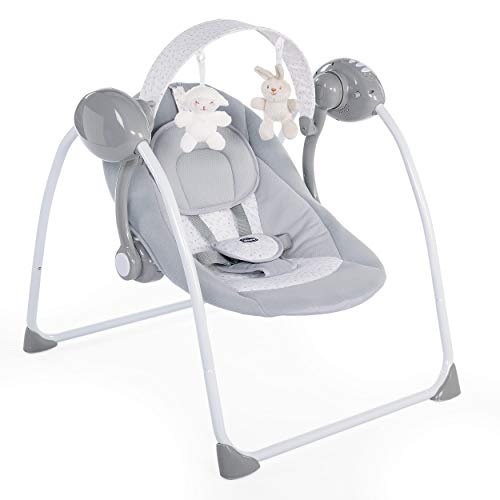 chicco Swing Relax & Play Cool, Grey, One Size
