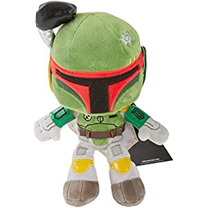 Mattel Star Wars Plush 8-in Character Dolls, Soft, Collectible Movie Gift for Fans Age 3 and Older - 41Y9qX93FoL - Mattel Star Wars Plush 8-in Character Dolls, Soft, Collectible Movie Gift for Fans Age 3 and Older