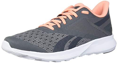 Reebok Zapatillas de correr Speed Breeze 2.0 para mujer, gris (Gris frío/Blanco/Sunshine), 39 EU