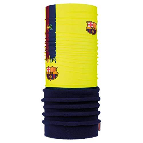 Buff 2Nd Equipment 19/20 Jr Tubolar In Pile, Unisex, Per Bambini, Giallo Fluo, Taglia Unica