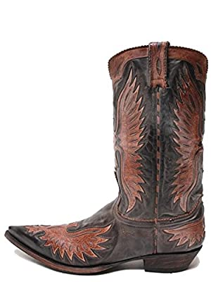 size 40 60bbd b8b40 Old Gringo Mens Eagle Furia Rocher Boots M105 128