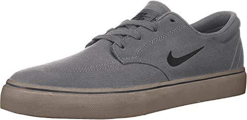 Nike SB Clutch, Zapatillas de Deporte para Hombre, Gris (Gris (Dark Grey/Black-gm Light Brown), 40 EU