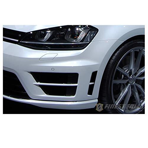 Kiemen Folie Dekor Schwarz Glanz Aufkleber Frontschürze selbstklebend Auto Kzf Zubehör K037