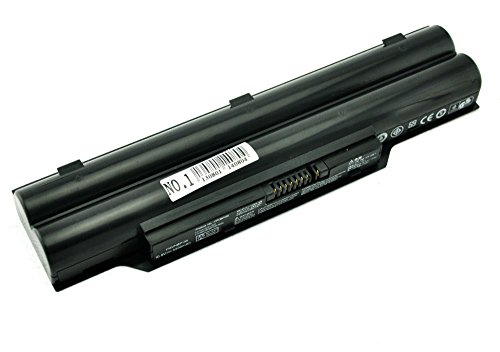 SellZone Compatible Replacement Battery for Fujitsu LifeBook A530 A531 AH530 AH531 BH531...