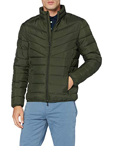 Sisley Men's Jacket, Rosin 34b, 46
