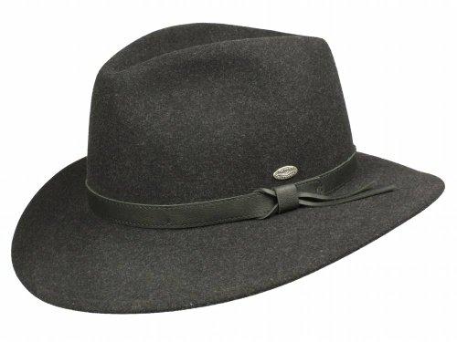 Mayser Homme Chapeau Traveller Marvin gris