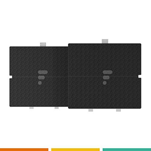 Filtre de hotte type FC22 - Compatible 361047 BSH 00361047 Bosch DHZ5136 DHZ5135 Siemens LZ51351 LZ51350 Neff Z5117X1 / Z5117X5 / Z5123X5
