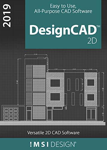 DesignCAD 2D 2019 [PC Download]