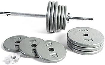 CAP Barbell Standard Cast Iron 1