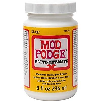 Mod Podge CS11305 Waterbase Sealer, Glue
