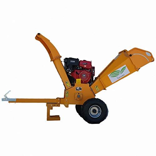 Tartessos Biotrituradora astilladora GS120 (con capacidad de triturado de hasta 12 centímetros...
