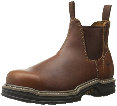 Wolverine Men's Raider Romeo Contour Welt Steel Toe Work Boot