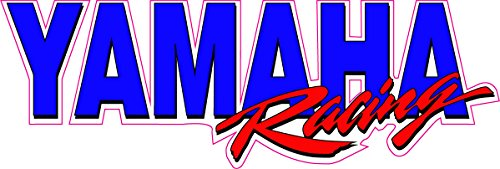 Nostalgia Decals Yamaha Racing Decal 12
