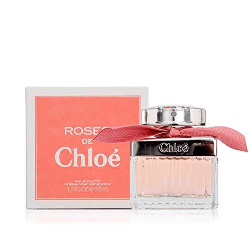 Chloé Roses femme/woman, Eau de Toilette Vaporisateur, 1er Pack (1 x 50 ml)