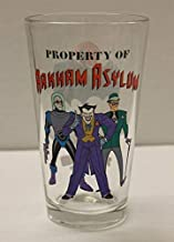 Batman: The Animated Series Arkham Asylum 'Toon Tumbler 16 oz. Pint Glass
