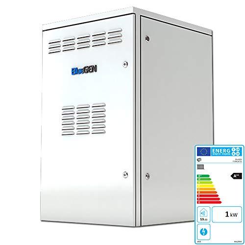 Buderus Brennstoffzelle BlueGEN 1,5 kW / 0,6 kW Mikro-KWK-System Solid Power