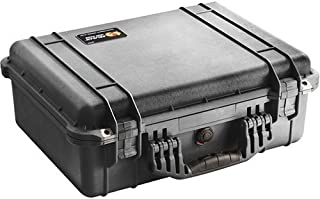 Pelican 1520 Protector 19x15x7in Watertight Carrying Case, Black, No Foam