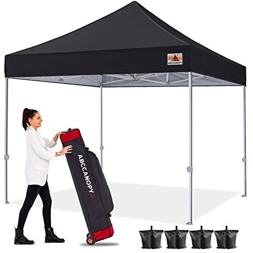 ABCCANOPY Premium Canopy Tent Po...