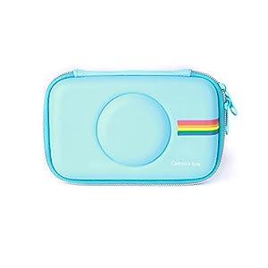 Esimen Funda rígida para cámara digital de impresión instantánea Polaroid Snap y Snap Touch, bolsa protectora