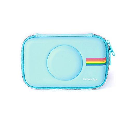 Esimen Funda rígida para cámara digital de impresión instantánea Polaroid Snap y Snap Touch, diseño de 2018, bolsa protectora