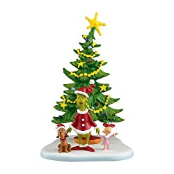 Grinch Christmas figurine