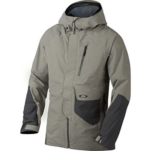 Oakley Men's Hourglass 3 L Gore Jacket, Large, Oxide