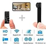 1080P WiFi Mini Camera Portable