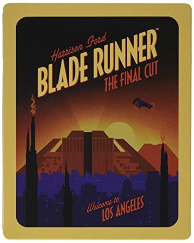 Blade Runner [4K Ultra HD + Blu-Ray-Version Final Cut-Boîtier SteelBook]