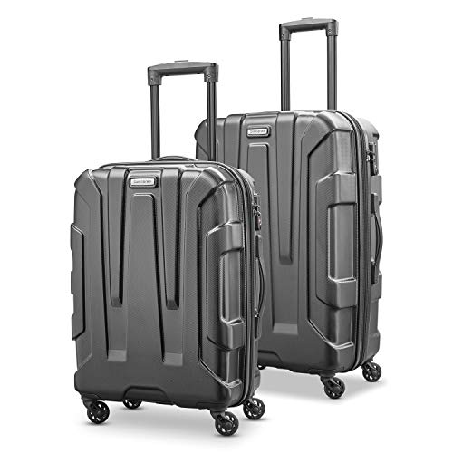 Samsonite Centric Hardside Expandable Luggage with Spinner Wheels,...