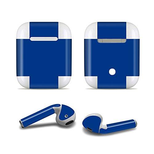 ProElife Nauwkeurige Protective Decal Skin Vivid Sticker Huidklevende Wrap Cover voor Apple Airpods 1/2 Opladen Case en Oordoppen, Krasbestendige Airpods Accessoires Kit