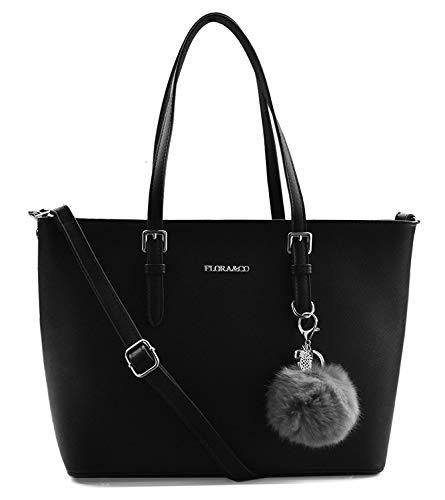 Schuller tasche / schulter Tasche / Handtasche Shopper Handtasche Schwarz