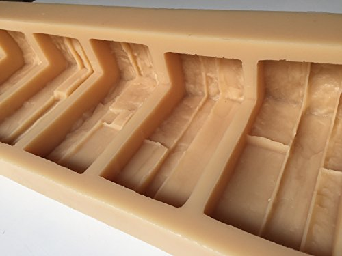 GlobMarble Veneer Stone Mold. Concrete Mold. Corner VS 101/7