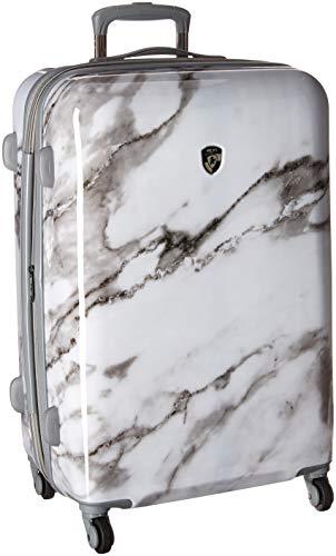 Heys America Carrara Marble 26' Spinner White One Size