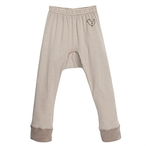 Living Crafts Living Crafts Baby/Kinder Unterhose lang aus Bio-Baumwolle