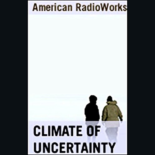 Climate of Uncertainty audiobook cover art