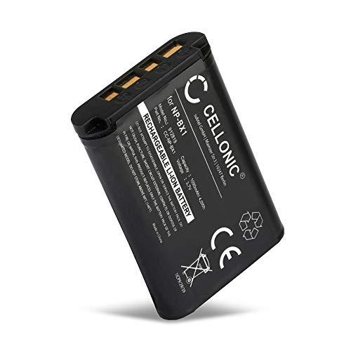 CELLONIC® Batería Compatible con Sony RX100 III IV V FDR-X3000 DSC-RX100 DSC-HX60...