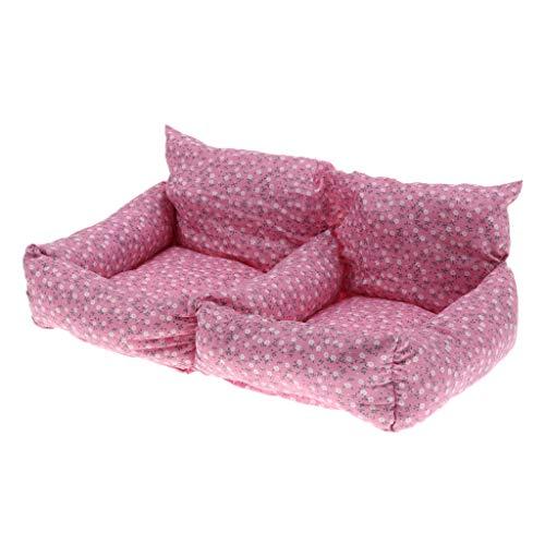 B Blesiya Kleintier Bett Sofa Nest für Eichhörnchen/Meerschweinchen/Hamster/Chinchilla/Igel/Kaninchen