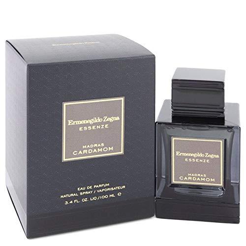 Ermenegildo Zegna Essenze Madras Cardamom Homme/man Eau de Parfum, 100 ml