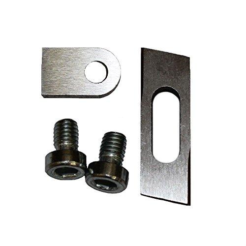 Bosch 2 607 010 025: Juego de cuchillas