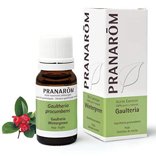 Pranarôm - Aceite Esencial de Gaulteria - Hoja - 10 ml