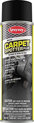 Carpet Spotter Cleaner, Net 18 Oz.