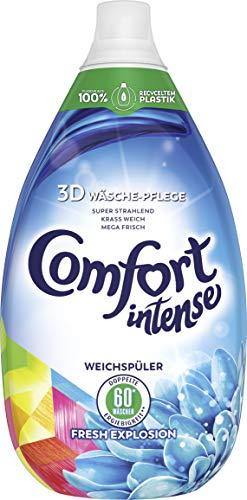 Comfort Intense Weichspüler (für frische Wäsche Fresh Explosion 60 WL) ( 3 x 900 ml)