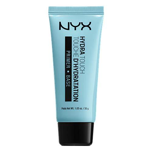 NYX PROFESSIONAL MAKEUP primer con propiedades hidratantes Hydra Touch para pieles secas y reactivas 30 g