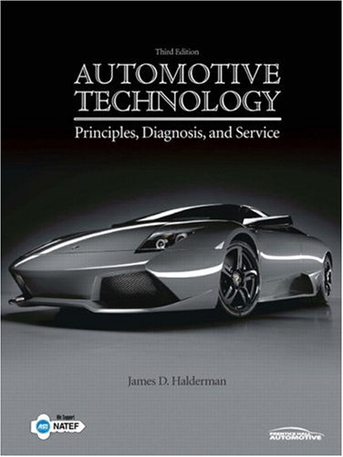 Automotive Technology: Principle...